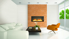 Allure Oria & Lulu (brickworksbp) Tags: alluire oria lulu lounge fireplace living internal feature modern