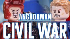 NEW VIDEO - Anchorman: CIVIL WAR (SpastikChuwawa) Tags: lego marvel civil war brickfilm