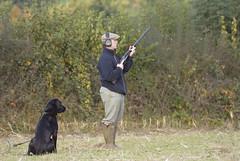 Redleaf Shoot (Kentish Plumber) Tags: redleafshoot drivenshoot pheasant 12gauge dog shotgun peg gun kent weald october autumn 2016