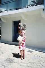 (Adele M. Reed) Tags: film 35mm crete olympusmjuii
