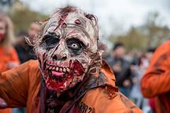 Zombie Walk (dprezat) Tags: street people paris dead living blood nikon walk brains romero zombies sang marche d800 2014 cerveau walkingdead zombiewalk mortvivant nikond800 hémoglobine zwp2014