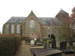 Raamsdonk NBr Prot.Kerk Lambertus (Arthur-A) Tags: church netherlands nederland kirche kerk brabant eglise protestant noordbrabant lambertus raamsdonk