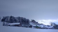 Vuarmarens.2 (Meinrad Prisset) Tags: schweiz switzerland nikon suisse hiver neige froid paysages d800 swizzera cantondefribourg districtdelaglne nikond800 vuarmarens afsnikkor2485mmvr