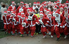 Santa Dash 2014: Santa's appretices (pg tips2) Tags: santa christmas charity costumes red people white race fun december santas father sunday 7 run event dash redhill runners claus ymca fancydress outfits 2014 reigate rh2