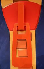 Zipped (arbyreed) Tags: blue orange yellow giant big colorful bright universitymall utahcountyutah arbyreed giantzipper