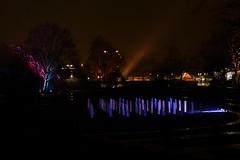 Parkleuchten Grugapark 2015 (Vitalis Fotopage) Tags: light night germany deutschland lights essen nacht messe lichter nachtaufnahme 2015 grugapark nachtaufnahmen parkleuchten