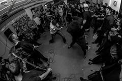 DIY Proberaumshow, Slope, Cold War Everyday, The Cold Shoulder, Disclaimer (Basti_TMP) Tags: music diy concert hardcore musik konzert slope