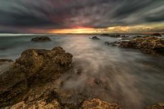 (Finasteride (Magro Massimiliano)) Tags: tramonto nuvole mare tarquinia scogli ptlens d600 civitavecchia santagostino finasteride mareggiata samyang nikond600 lafrasca samyang14mm magromassimiliano