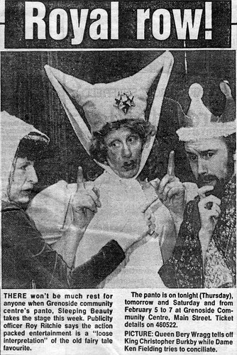 1987 Sleeping Beauty 00 Sheffield Weekly Gazette