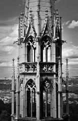 Spires (Vluargh) Tags: prague cathedral praga stvitus