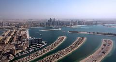 2014 Best Dubai Helicopter Ride-23 (maskirovka77) Tags: skyline dubai cityscape uae aerial best helicopter burjalarab unitedarabemirates theworld burjkhalifa helidubai
