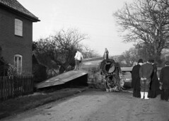 Jan 5 1966 Helmingham14_ (10) (KindredSpiritUK) Tags: suffolk crash aircraft lightning