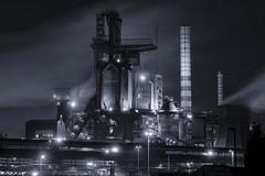 Hochöfen 8+9 (jochenmohr440) Tags: furnace duisburg blast jochen mohr a7r industriefotografie hochöfen stahlerzeugung