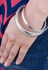 5th Avenue Silver Bracelet K2 P9211-3