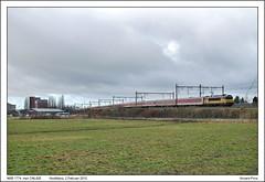 NSR 1774 - Hoofddorp - CNL428 (02-02-2015) (Vincent-Prins) Tags: hoofddorp nsr 1774 cnl428