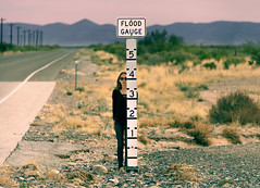 self flood gauge (pixiebat) Tags: horse newmexico santafe southwest digital nude cowboy 5d dslr 5dmkii pixiebat martimills