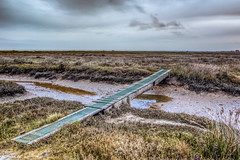 Le Passage (Nicolas Reggiani) Tags: bridge landscape pont paysage hdr ponton prssals bassindarcachon gujanmestras