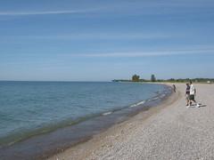 Beach (gotransitbiketouring) Tags: beach rural waterfronttrail darlingtonprovincialpark