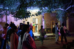 DSC04179_resize (selim.ahmed) Tags: nightphotography festival dhaka voightlander bangladesh nokton boishakh charukola nex6