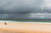 Storm over Garie Beach (JimmyBBlaze) Tags: park cliff feet beach pool rain rock royal footprints sunny dirty national thongs coal kiama garie coalcliff