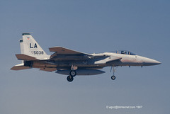 75-0038 - 1975 fiscal McDonnell-Douglas F-15A Eagle, scrapped at AMARC in 2009 (egcc) Tags: arizona la fighter eagle luke usaf usairforce 137 f15 mcdonnelldouglas lukeafb a118 luf 5038 f15a 75038 kluf 750038 405ttw af75038