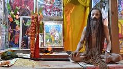 Gangasagar Mela 2015 - An Evening (Biswajit_Dey) Tags: india temple bath god holy tradition devotees hindu bengal pilgrimage sadhu mela westbengal bayofbengal makarsankranti gangasagar riverganges kapilmuni sagardwip gangasagarmela2015