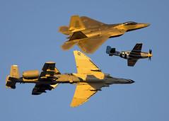 00-0017_ F-22A_6777 (Mike Head -Jetwashphotos) Tags: usa heritage america us afternoon desert nevada nv f22 lowsun p51d a10a qf4e usafheritageflight lsv klsv nelisafb