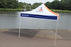 Quick Folding Tent - A merken werken ermee!