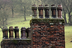 Whalley Chimney Pots (David Fox047) Tags: chimney pots whalley