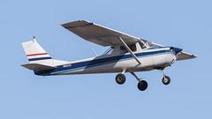 Cessna 150F N8633S (ChrisK48) Tags: airplane aircraft 150 1972 1965 dvt phoenixaz kdvt cessna150f phoenixdeervalleyairport n8633s
