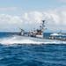 Patrol Boats Drill on the Israeli Seashore