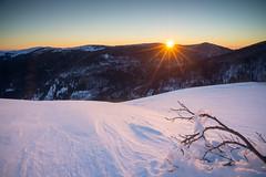 Frosty Sunrise @ Nonselkopf (derliebewolf) Tags: winter sunrise flickr natur landschaft d600 2550mmf4ais