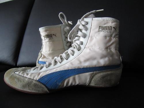 1b4e1820fb10 Puma Ringer Wrestling Shoe gone - a photo on Flickriver
