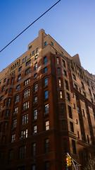 Oldest standing apartment building in Manhattan (Jeffrey) Tags: street newyorkcity winter newyork streets building buildings manhattan midtown february 2015