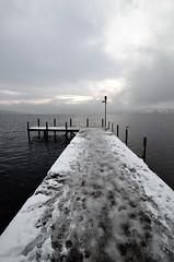 zurichsee_2015-01-02_14 (coyote-agile) Tags: lake schweiz switzerland suisse zurich zürich zuerich tiefenbrunnen 2015
