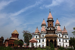 Hansesswari Temple and Ananta Basudev Temple at Bansberia, Hooghly, West Bengal (lopamudra bag) Tags: world west tourism square temple ancient architechture crop hindu bengal mandir westbengal hooghly lopa lopamudra bansberia kpw westbengaltourism maakali lopamudrabag lopamudrabagphotography hansesswarimandir kolkataphotographers