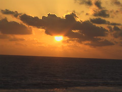 Golden Sun in Galle