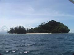 Tunku Abdul Rahman National Park - Sulug Island