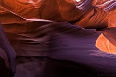 Slot canyon detail (Mitch Ridder Photography) Tags: desert lowerantelopecanyon antelopecanyon slotcanyon canyon navajo pagearizona navajosandstone