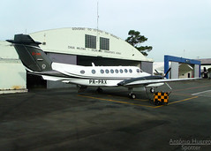 King Air 350i, PR-PRX (Antnio A. Huergo de Carvalho) Tags: beech beechcraft kingair superkingair king air ka350 ka350i 350i prprx