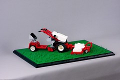 belos_26 (pehter aka ibbe) Tags: tractor lego gravely mocs lawnmover belos