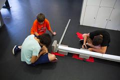 TODOS SOMOS COYOTES: TALLER DE VERANO PARA JVENES (CA2M) Tags: select focus concentracion diversion fun aprendizaje learn talleres studio activities actividades ca2m museo museum coyotes creatividad jovenes