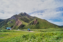 Not Scotland yet ;)    , Tikhaya bay (Tatters ) Tags: sakhalin russia tikhaya   2012 oloneo