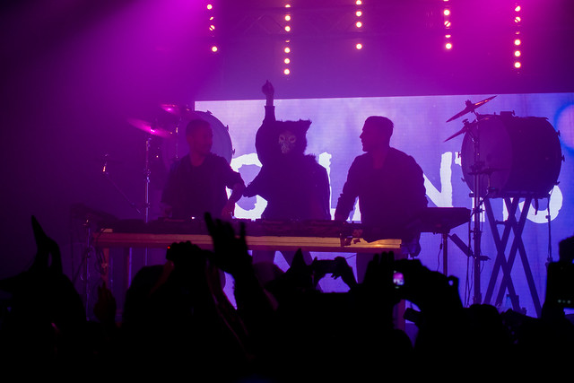 Galantis : European Headline Tour 2016 - Le Trabendo, Paris (2016)