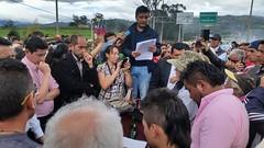 Ro Chiquito (Peridico ELDIARIO Boyac) Tags: paro camionero boyac duit duitama paipa tunja cacerolazo