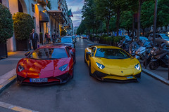 Twins (Benoit cars) Tags: pictures street city urban beautiful yellow photoshop jaune canon photography photographer photos images photograph fotos bild lamborghini lightroom 2016 superveloce photography aventador super canon car voiture flickr awesome worldcars supercars exotic expensive lp7504 hypercars supercar spotting spotted streetcars sportscars worldofcars 6d sportscar spot carscars