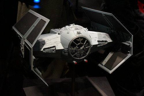 """Tie Fighter in the Star Wars Launch Bay • <a style=""""font-size:0.8em;"""" href=""""http://www.flickr.com/photos/28558260@N04/28339024694/"""" target=""""_blank"""">View on Flickr</a>"""
