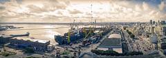 Montevideo Harbor Pano