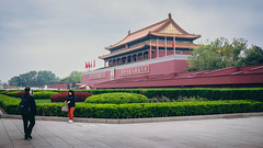 Beijing [] '16 - Forbidden City () 01 (Barthmich) Tags: voyage china city trip fuji cit beijing forbidden journey fujifilm  1855mm  fujinon chine interdite  xf pkin ligthroom xe2 fujixe2