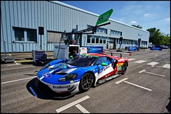 Boxenstopp 13 (Mickas Photografie) Tags: sony alpha 6000 ilce mickas photos mickasphotos ford performance gt lemans ecoboost chip ganassi racing team werke ag kln cologne niehl boxenstopp pitstop 66 gte pro stefan mcke
